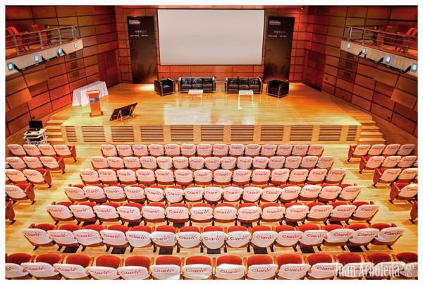 Auditorio Fotografia Interiores