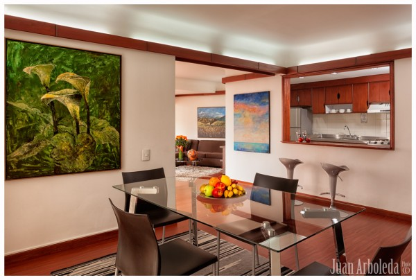 Fotografia Apartamentos Interiores Colombia