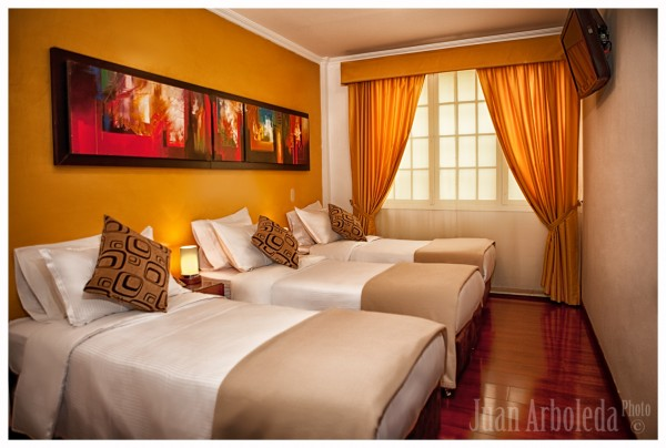 Fotografia Hotelera